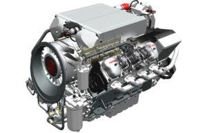 Двигатель Татра
