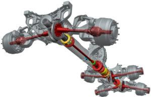 Конструкция автомобиля Татра